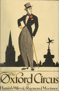The Oxford Circus: A Novel of Oxford and Youth