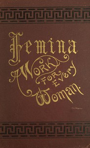 Femina, A Work for Every Woman