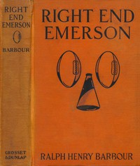 Cover of Right End Emerson