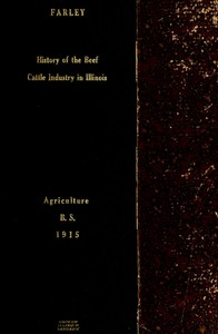 History of the Beef Cattle Industry in Illinois