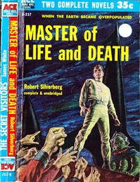 Cover of Master of Life and Death