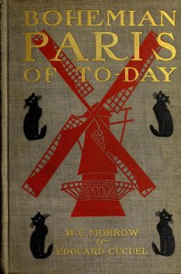 Cover of Bohemian Paris of To-day Second Edition