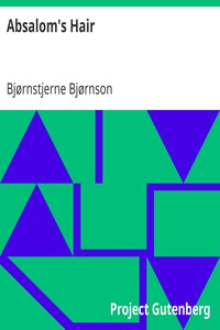 Cover of Absalom's Hair
