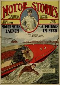 Motor Matt's Launch; or, A Friend in Need
