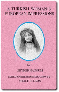 Cover of A Turkish Woman's European Impressions