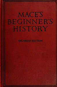 Cover of A Beginner's History