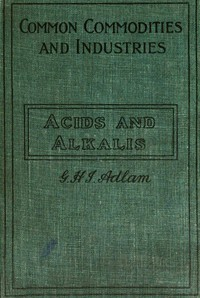 Acids, Alkalis and Salts