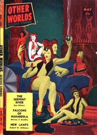 Cover of Falcons of Narabedla