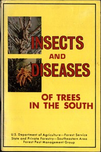 Cover of Insects and Diseases of Trees in the South
