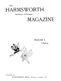 Cover of The Harmsworth Magazine, v. 1, 1898-1899