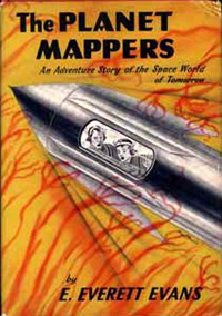 Cover of The Planet Mappers