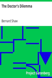 Cover of The Doctor's Dilemma