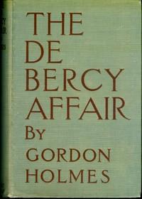 Cover of The de Bercy Affair