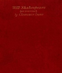 Cover of Will Shakespeare: An Invention in Four Acts
