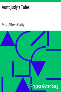 Cover of Aunt Judy's Tales