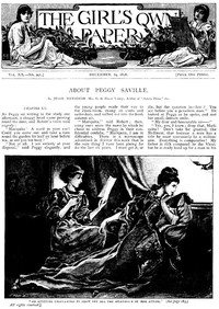The Girl's Own Paper, Vol. XX, No. 991, December 24, 1898