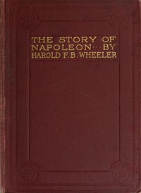Cover of The Story of Napoleon