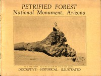 Cover of Petrified Forest National Monument, Arizona