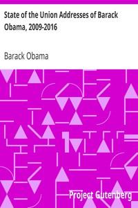 State of the Union Addresses of Barack Obama, 2009-2016