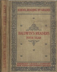 Cover of School Reading By Grades: Fifth Year