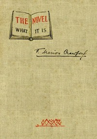 The Novel; what it is