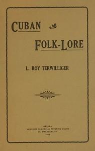 Cover of Cuban Folk-Lore