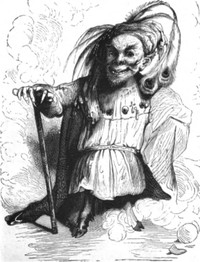 Asmodeus; or, The Devil on Two Sticks