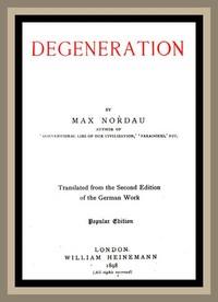 Cover of Degeneration