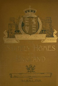 Cover of The Stately Homes of England