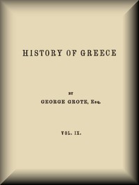 History of Greece, Volume 09 (of 12)