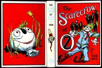 Cover of The Scarecrow of Oz