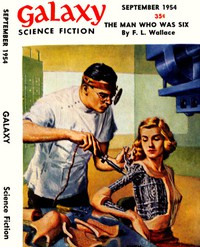 Cover of The Man Who Was Six