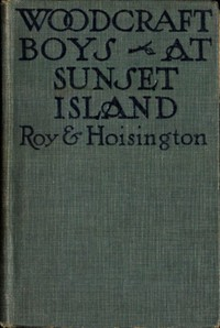 Cover of Woodcraft Boys at Sunset Island