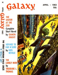 Cover of Voyage to Far N'jurd