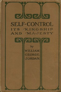 Cover of Self-Control, Its Kingship and Majesty