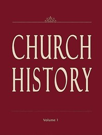 Cover of Church History, Volume 1 (of 3)