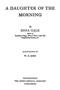 Cover of A Daughter of the Morning