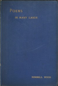 Cover of Poems in Many Lands