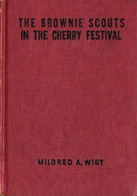 Cover of The Brownie Scouts in the Cherry Festival