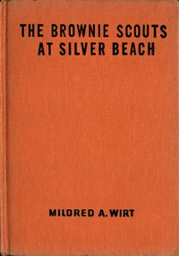 Cover of The Brownie Scouts at Silver Beach