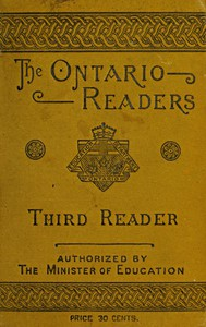 Cover of The Ontario Readers: Third Reader