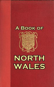 Cover of A Book of North Wales