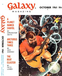 Cover of Arcturus Times Three