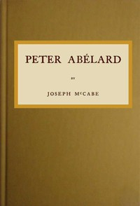 Cover of Peter Abélard
