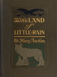 Cover of The Land of Little Rain