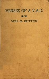 Cover of Verses of a V.A.D.