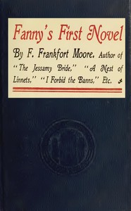 Cover of Fanny's First Novel