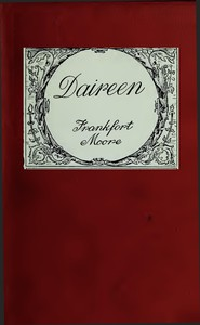 Cover of Daireen. Volume 1 of 2