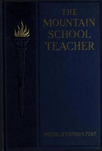 Cover of The Mountain School-Teacher