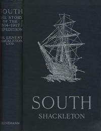 Cover of South: The Story of Shackleton's Last Expedition, 1914-1917